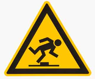 How Do Slip & Fall Accidents Happen?