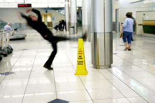 Why Timing Is So Crucial In A Slip And Fall Accident Investigation