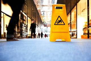 Slip & Fall Accidents: The Key Is Timing & Testing