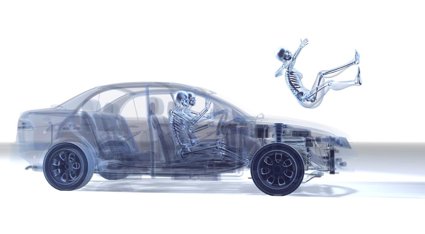 Biomechanical Engineering – Not Just Low Speed MVA's