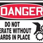Danger Human Factors