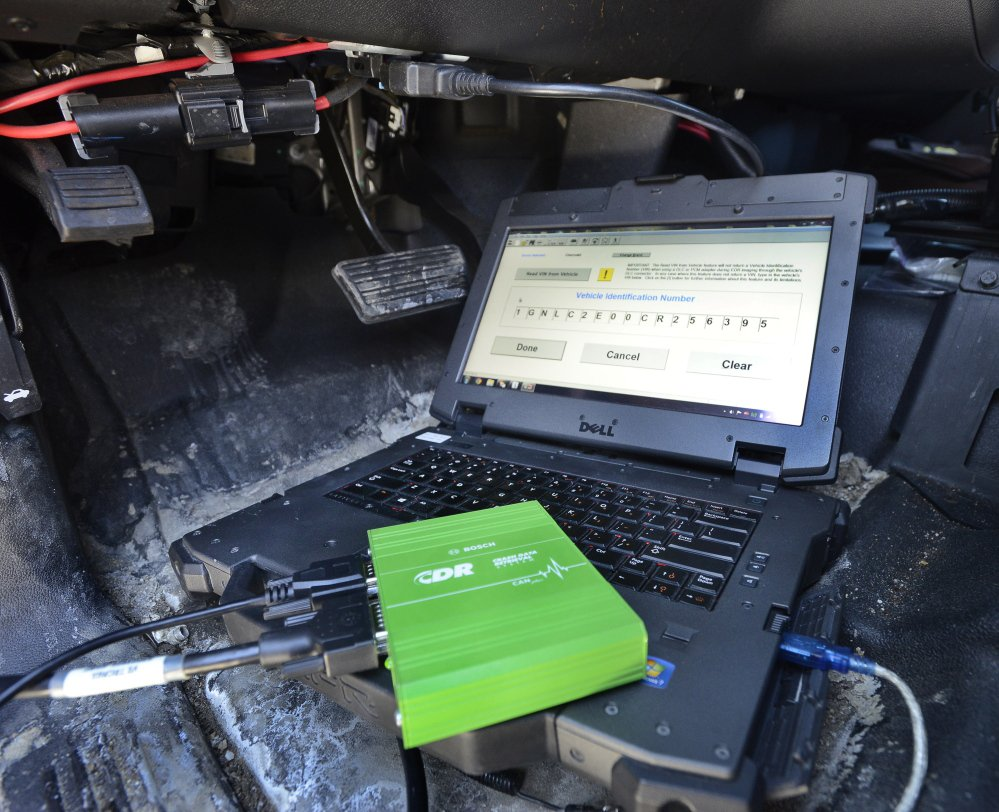Who Owns Passenger Vehicle Black Box/Event Data Recorder?