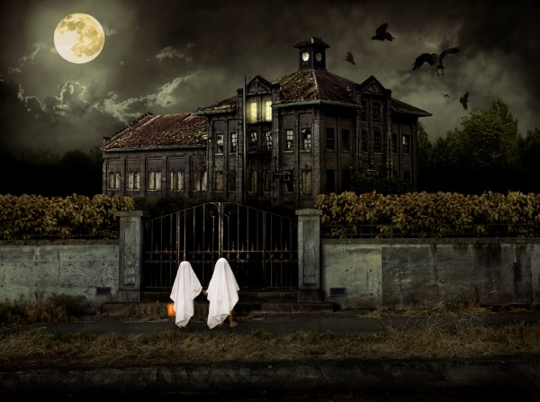 Haunted Houses: When Terror Becomes Reality