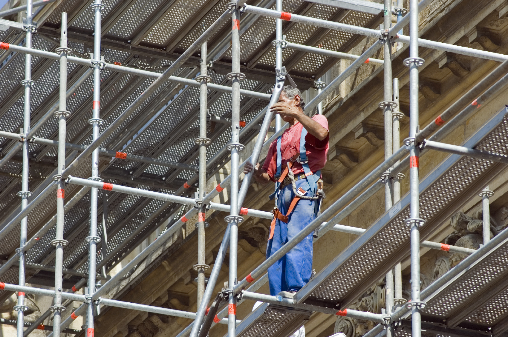 OSHA's New Walking-Working Surfaces & Fall Protection Requirements
