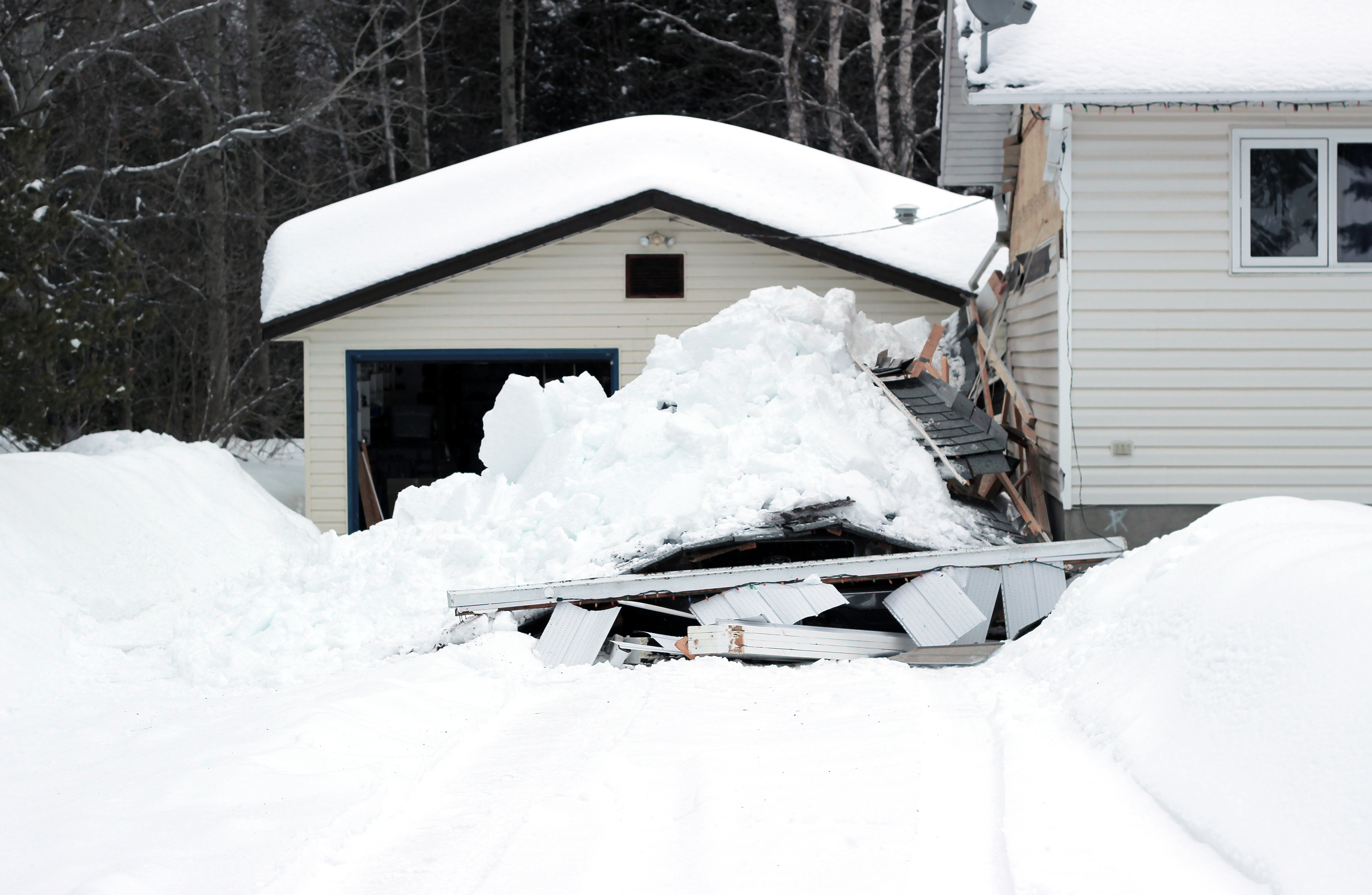 Seven Signs Winter Weather Is Causing Structural Damage