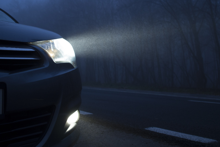 Headlights Fall Short In Road Tests