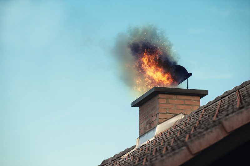 Chimney Fires:  More Common Than You Think!