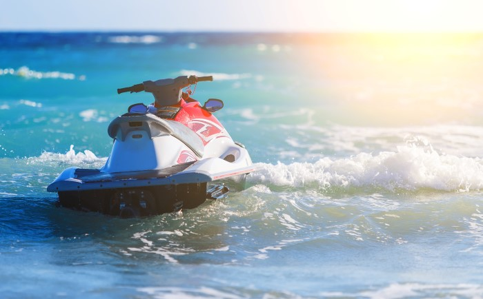 How Safe Are Jet Skis?