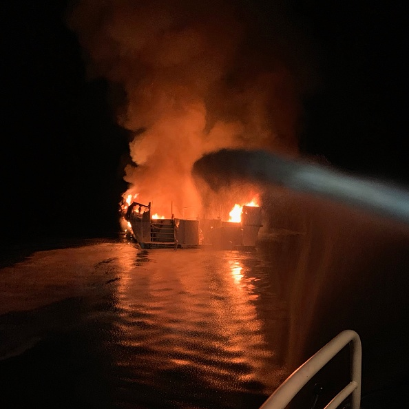 Investigating The Fire On The Diving Vessel Conception
