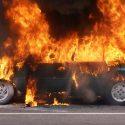 Vehicular Fire