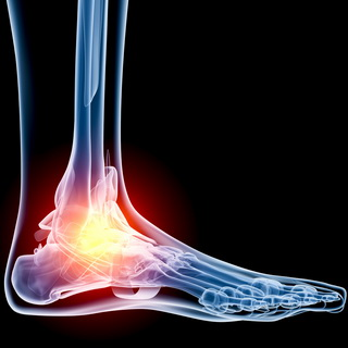 Ankle Istock