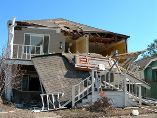 Roof Collapse