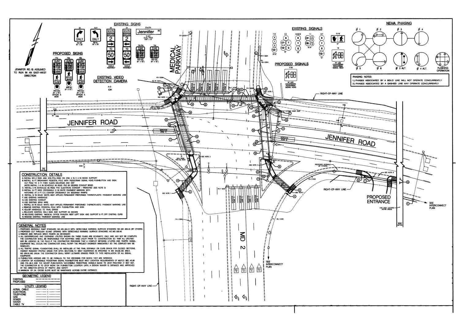 Traffic Plan Research
