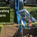 Mobile Elevating Platform Accident